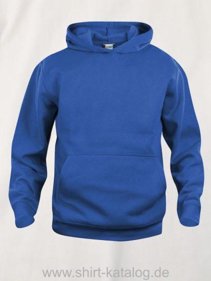 021021-clique-basic-hoody-junior-royalblau