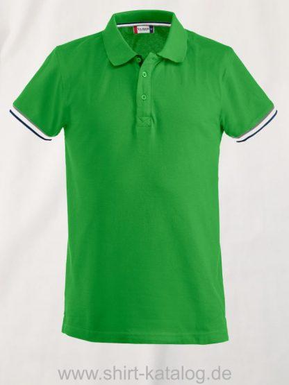 028237-clique-newton-polo-apple-green