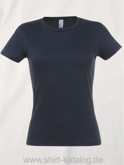 10128-Sols-Ladies-T-Shirt-Miss-Navy