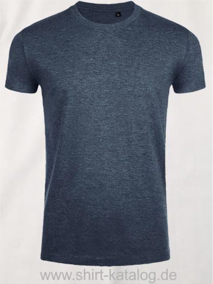 10160-Sols-Imperial-Fit-T-Shirt-Heather-Denim