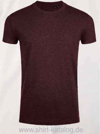 10160-Sols-Imperial-Fit-T-Shirt-Heather-Oxblood