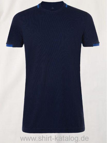 10183-Sols-Classico-Contrast-Shirt-Navy-Royal
