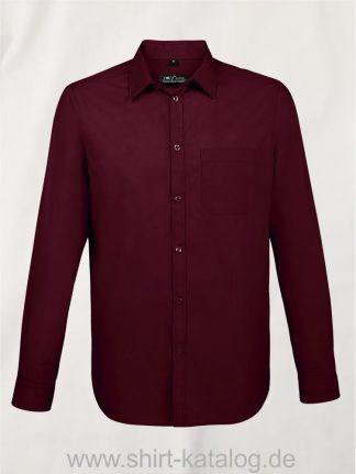 11510-Sols-Men-Baltimore-Fit-Shirt-medium-burgundy
