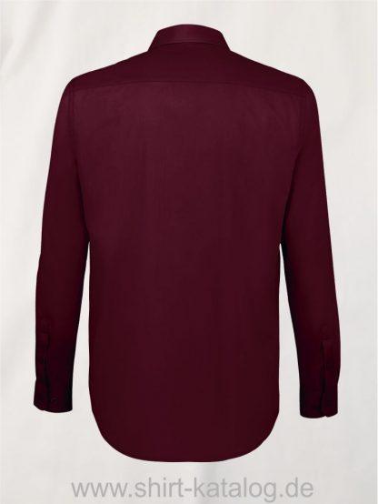 11510-Sols-Men-Baltimore-Fit-Shirt-medium-burgundy-back-view
