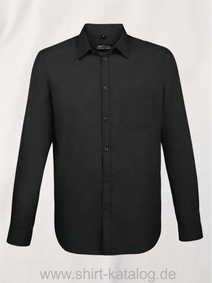 11510-Sols-Men-Baltimore-Fit-Shirt-titanium