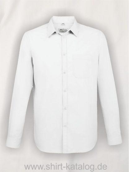 11510-Sols-Men-Baltimore-Fit-Shirt-white