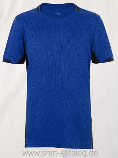 11531-Sols-Classico-Kids-Contrast-Shirt-Royal-Navy