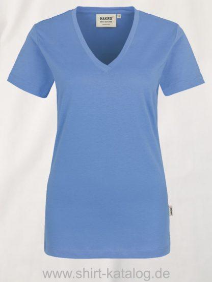 15892-hakro-women-v-shirt-classic-126-malibublau