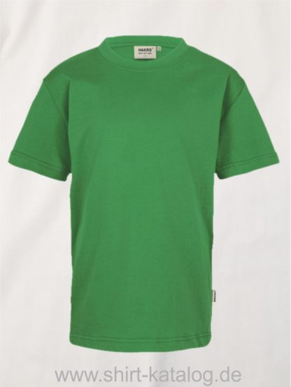 15931-hakro-kids-t-shirt-classic-210-kelly-green