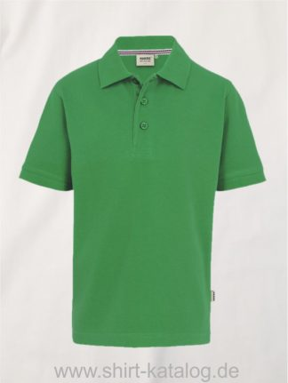 15934-hakro-kids-poloshirt-classic-400-kelly-green