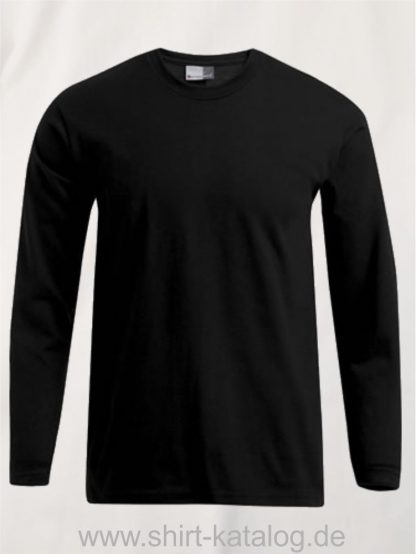 16556-Herren-Langarm-Shirt-4099-black