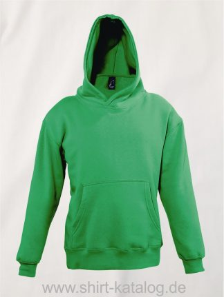 16853-Sols-Kids-Hooded-Sweat-Slam-kelly-green