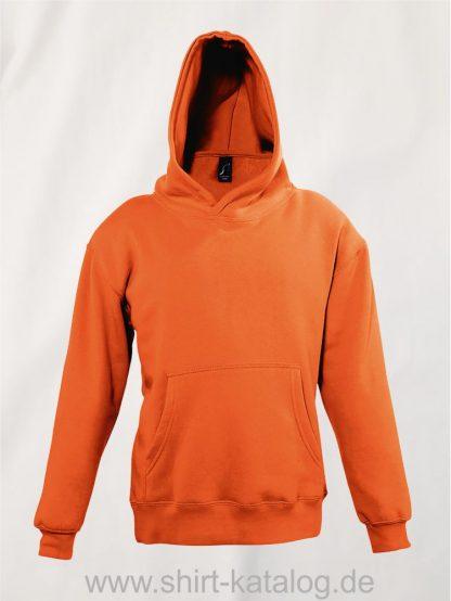16853-Sols-Kids-Hooded-Sweat-Slam-orange
