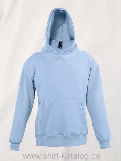 16853-Sols-Kids-Hooded-Sweat-Slam-sky-blue