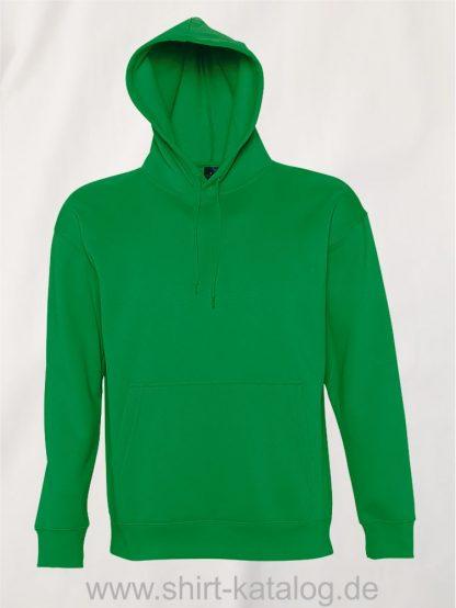 16863-Sols-Kapuzensweatshirt-Slam-kelly-green