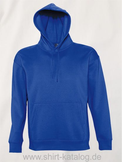 16863-Sols-Kapuzensweatshirt-Slam-royal-blue