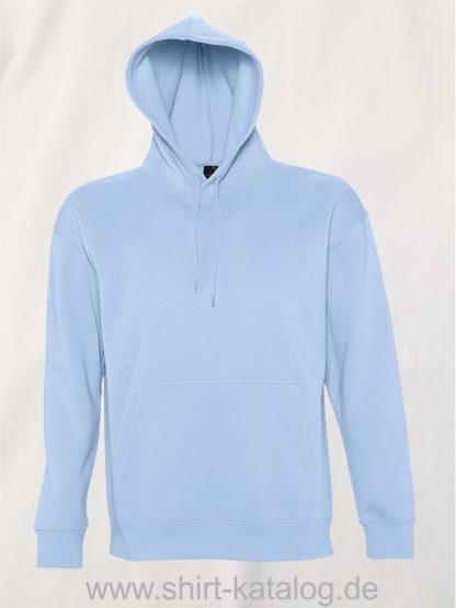 16863-Sols-Kapuzensweatshirt-Slam-sky-blue
