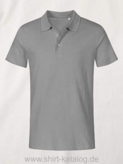 16893-promodoro-polo-jersey-men-new-light-grey