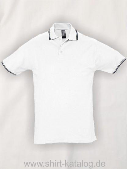 16901-Sols-Contrast-Poloshirt-white
