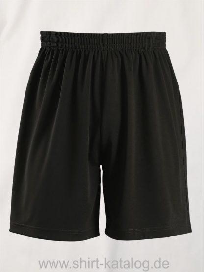 20071-Sols-Basic-Shorts-black