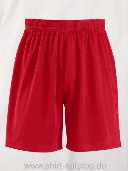 20071-Sols-Basic-Shorts-red