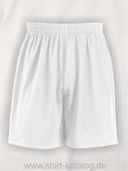 20071-Sols-Basic-Shorts-white