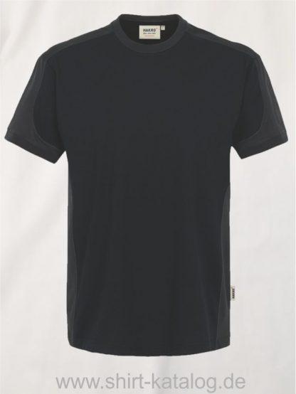 21328-hakro-t-shirt-contrast-mikralinar-contrast-290-schwarz-anthrazit