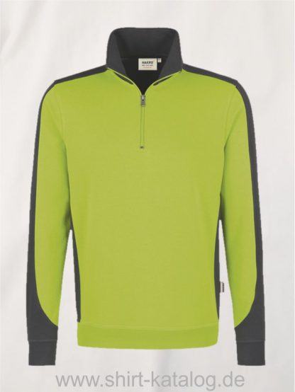 24367-zip-sweatshirt-contrast-mikralinar-476-kiwi-anthrazit
