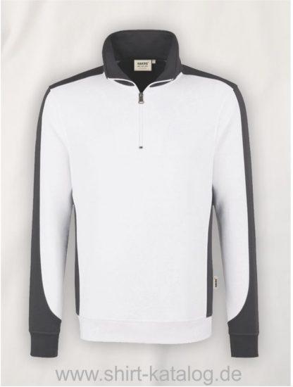 24367-zip-sweatshirt-contrast-mikralinar-476-weiß-anthrazit
