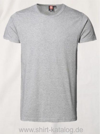 24576-ID-Identity-1x1-geripptes-herren-t-shirt-0538-grey-melange