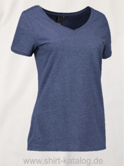 25935-ID-Identity-core-v-neck-damen-0543-blau-melange