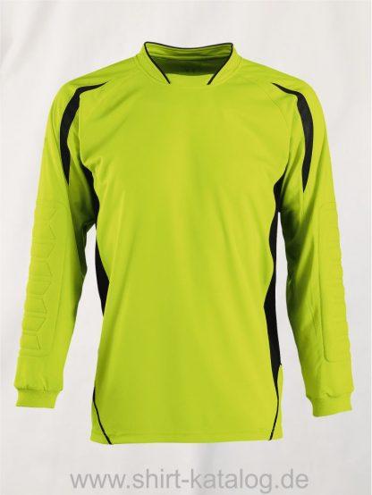 27116-Sols-Goalkeepers-Shirt-Azteca-apple-green-black