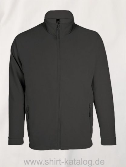 27516-Micro-Fleece-Zipped-Jacket-Nova-Men-charcoal-grey