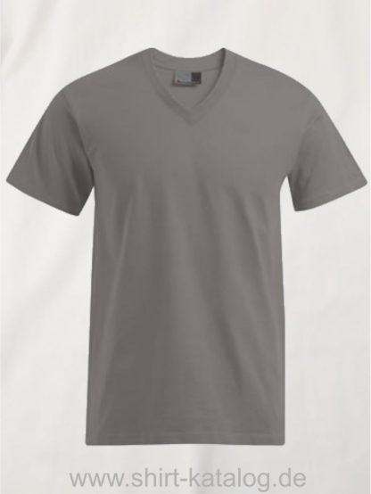 27796-hakro-premium-v-neck-3025-light-grey