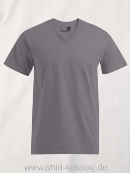 27796-hakro-premium-v-neck-3025-new-light-grey