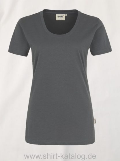 hakro-127-t-shirt-women-graphite