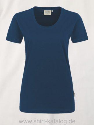 hakro-127-t-shirt-women-navy