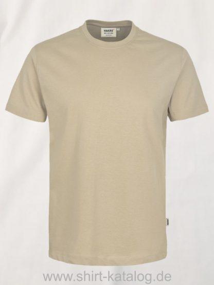 hakro-292-men-t-shirt-sand