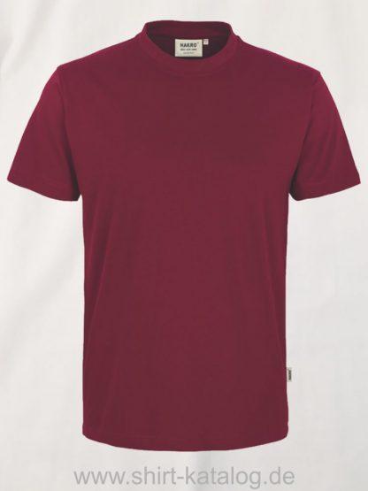 hakro-292-men-t-shirt-weinrot