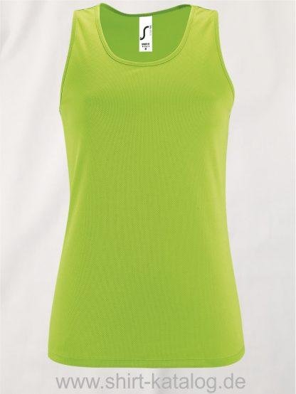 02117-Womens-Sports-Tank-Top-Sporty-Neon-Green