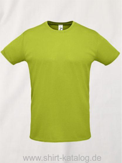 02995-Sols-Unisex-Sprint-T-Shirt-Apple-Green