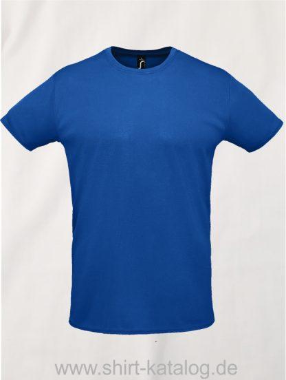 02995-Sols-Unisex-Sprint-T-Shirt-Royal