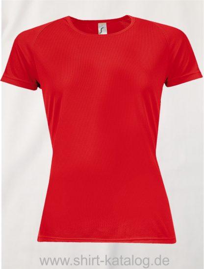 10182-Sols-Women-Raglan-Sleeves-T-Sporty-Fire-Red