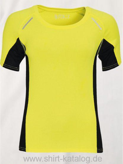 11517-Sols-Women-Short-Sleeve-Running-T-Shirt-Sydney-Neon-Yellow