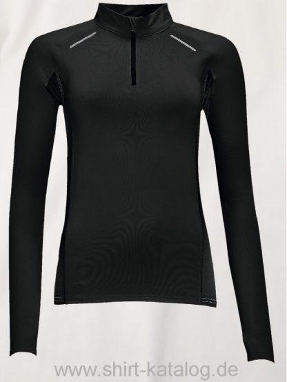 11519-Sols-Women-Long-Sleeve-Running-Shirt-Berlin-Black