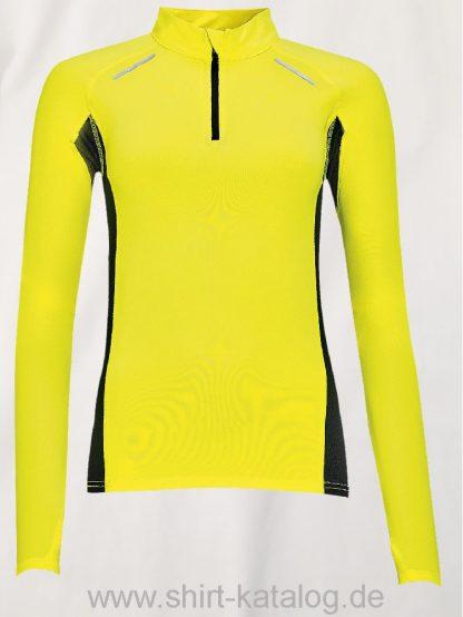 11519-Sols-Women-Long-Sleeve-Running-Shirt-Berlin-Neon-Yellow