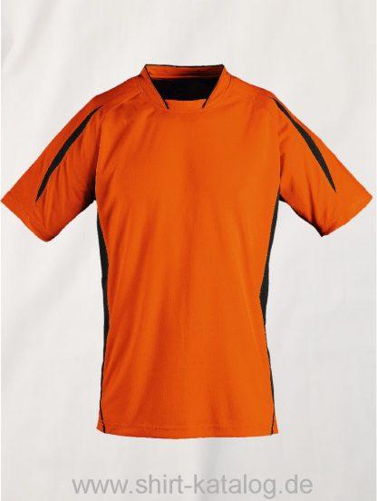 11529-Sols-Shortsleeve-Shirt-Maracana-2-Orange-Black