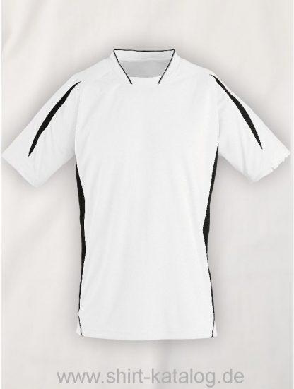 11529-Sols-Shortsleeve-Shirt-Maracana-2-White-Black
