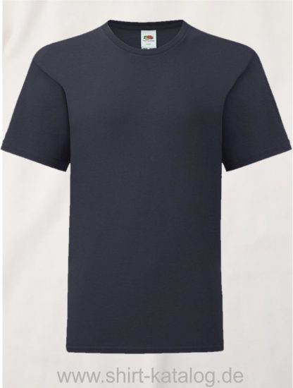 11657-Fruit-Of-The-Loom-Kids-Iconic-T-F130K-Deep-Navy