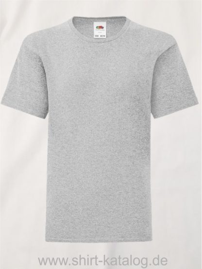 11657-Fruit-Of-The-Loom-Kids-Iconic-T-F130K-Heather-Grey